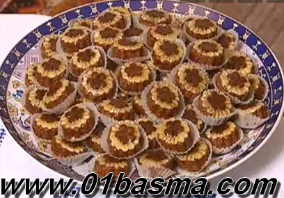 حلويات موقع بسمة من شهيوات بلادي