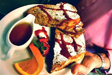 Cream Cheese n' Jam French Toast