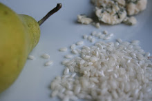 Winter Pear Risotto. Almost.