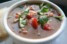 Black Bean and Coconut Soup