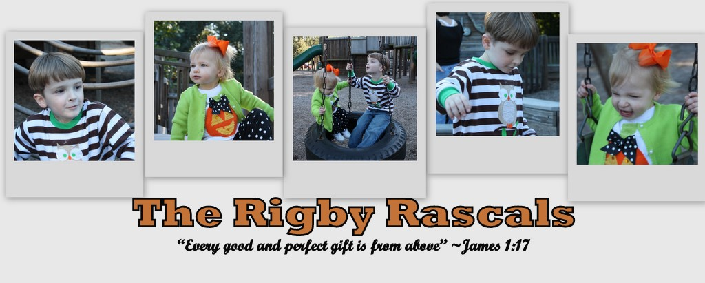 The Rigby Rascals