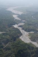 Lahar flows...