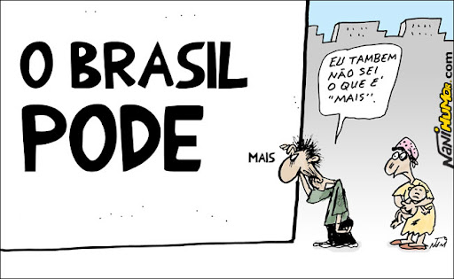 Lula: O Brasil pode mais