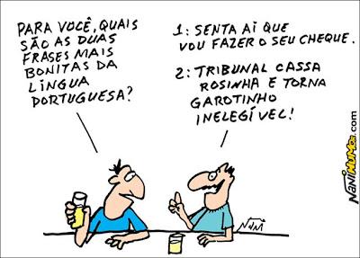 Frases mais bonitas da lingua portuguesa