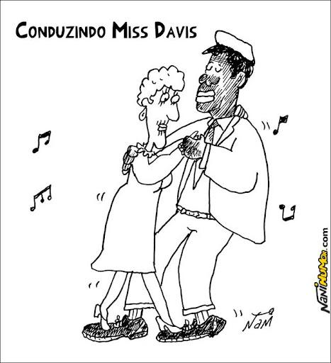 Cartuns para Cinéfilos: Conduzindo Miss Davis