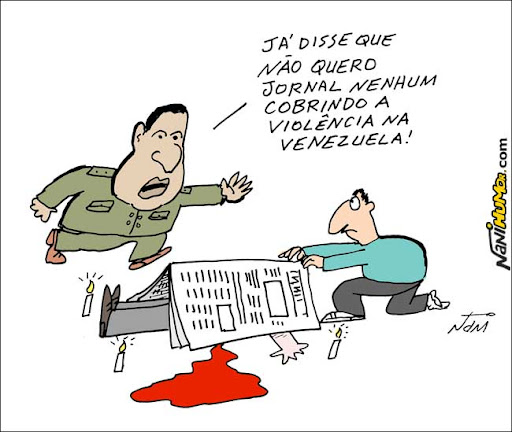 Censura de Chavez