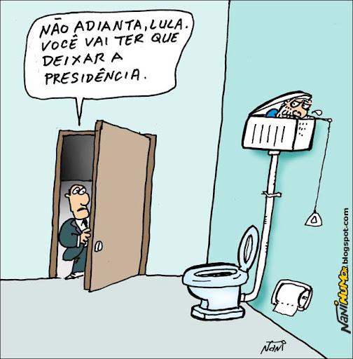 Lula queria emendinha para mais alguns anos de mandato