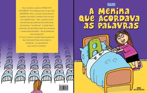 Novo Livro Infantil de Nani