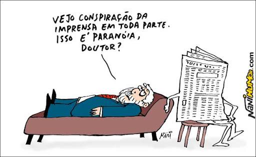 Lula e a imprensa