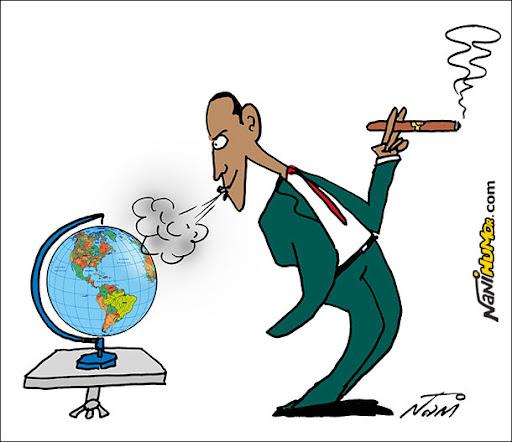 Cancun: Obama bloqueia avanço na geopolítica do clima