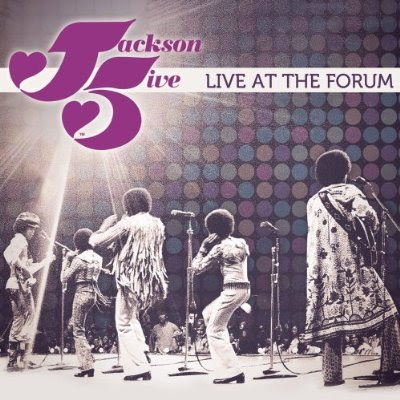 Jackson 5 - Live At The Forum