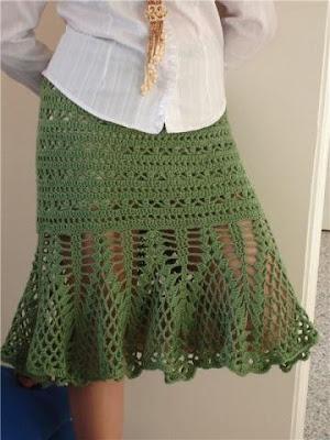 Amigas alguien me puede ayudar? quisiera hacer esta falda pero no ...