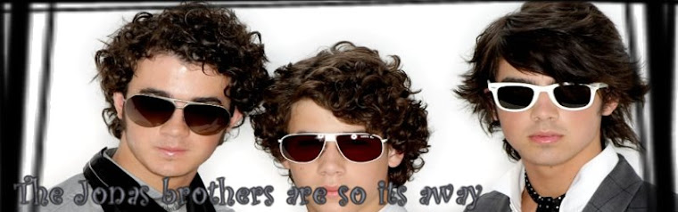 THE JONAS BROTHERS ARE on ITS WAY