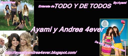 Ayami y Andrea 4ever