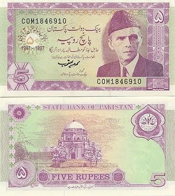 Old forex rates pakistan