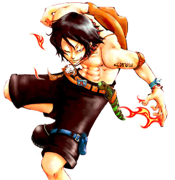 "One Piece Ace wallpaper ace ""on..."