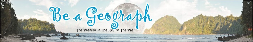 be a GEOGRAPH
