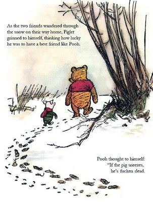 Pooh on Swine Flu!