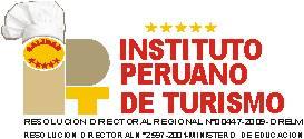 INSTITUTO PERUANO DE TURISMO - IPT