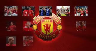 Manchester United PSP Theme