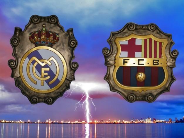 Barcelona Vs Real Madrid     Clasico Espa  Ol 29 De Novimbre 2010