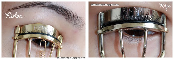 heated eyelash curler results. skin so deep heated eyelash curler results o