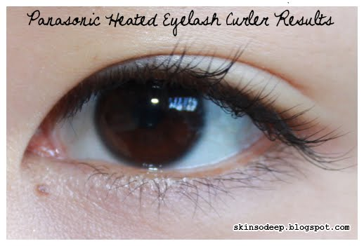 heated eyelash curler results. panasonic heated eyelash curler eh 2351 ac review results k