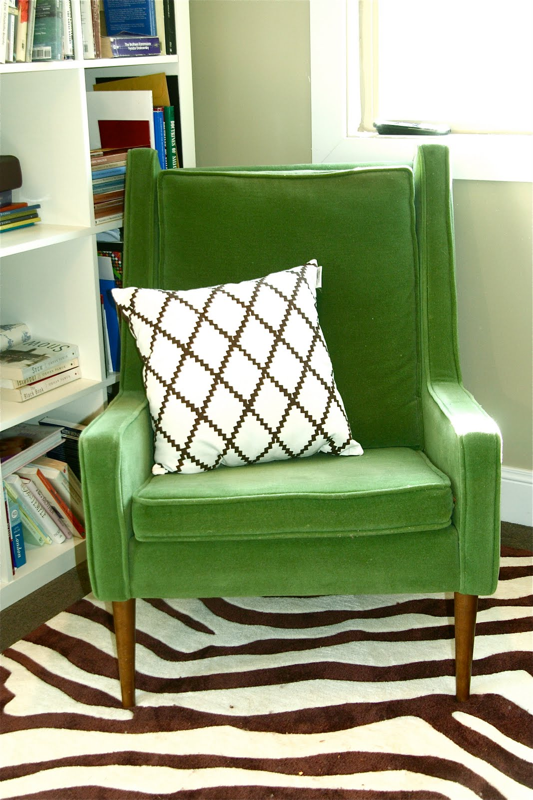 Simply Stoked Kelly Green Furniture