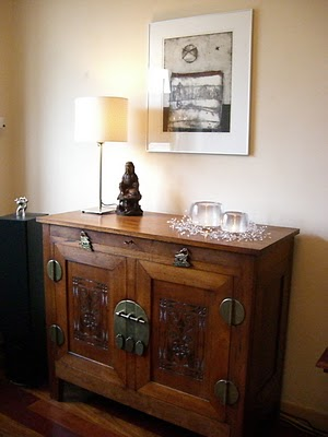 I Do Enjoy A Painted Cabinet, But There Is Something About This Natural  Wood One That I Adore!