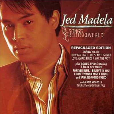 The Past Lyrics by Jed Madela