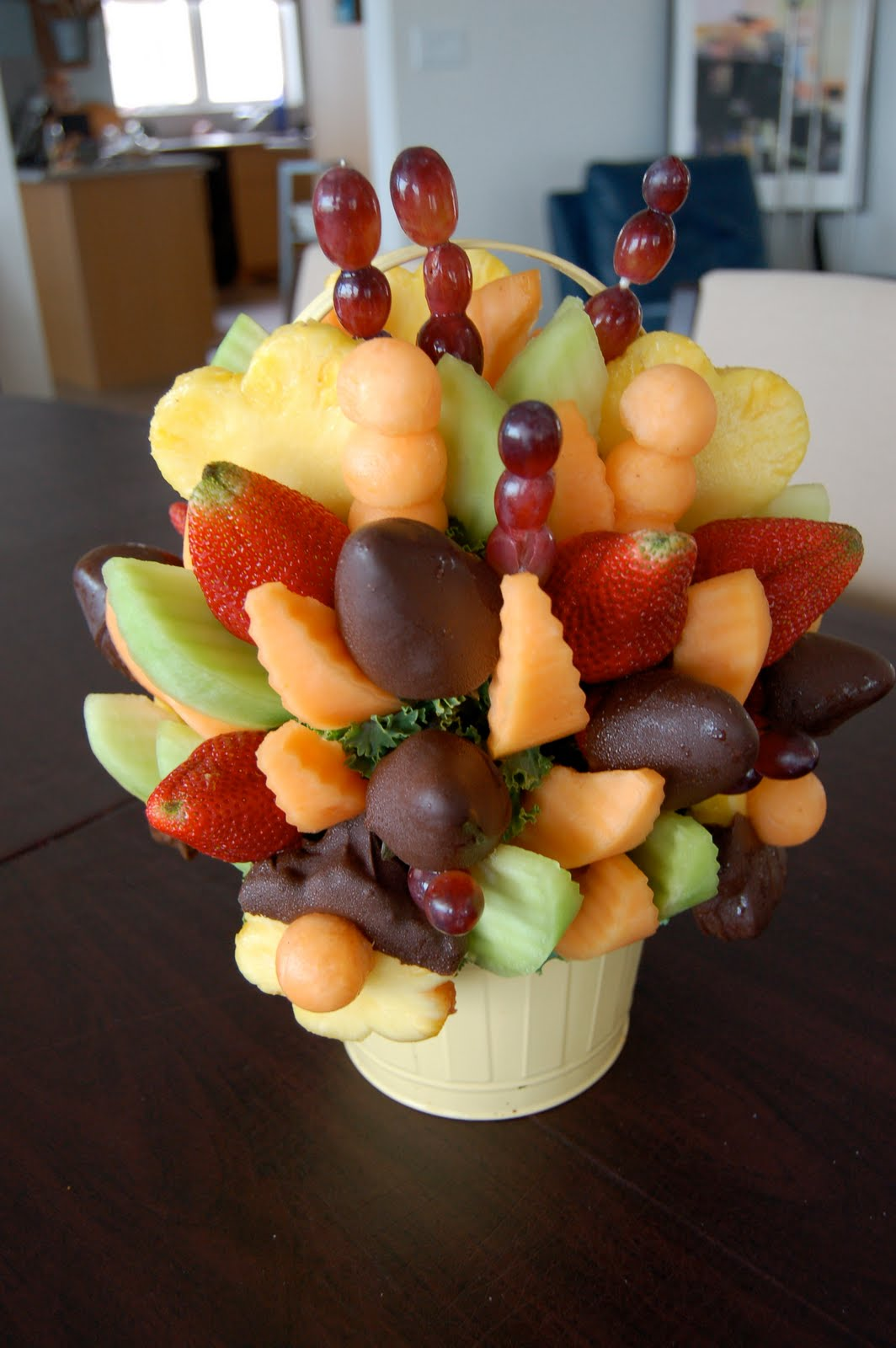 Edible Arrangements Birthday Cake The