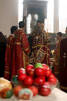Негово Преосвещенство Велички Епископ Сионий посети град Годеч на Великден