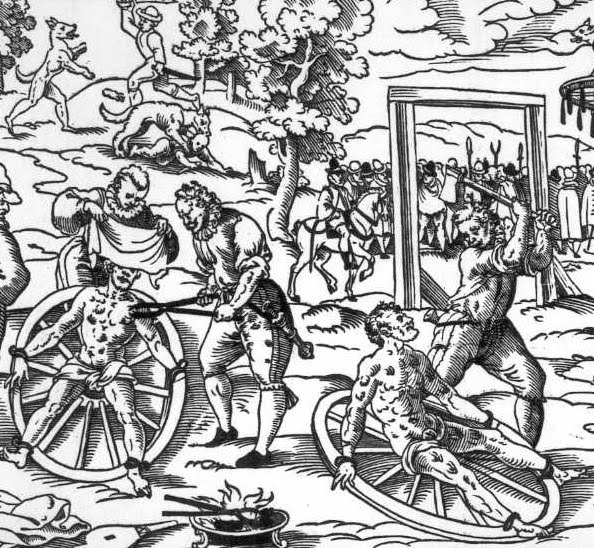 "Capital Punishment for Female Sorcerers, Burning of ""All"" Witches"