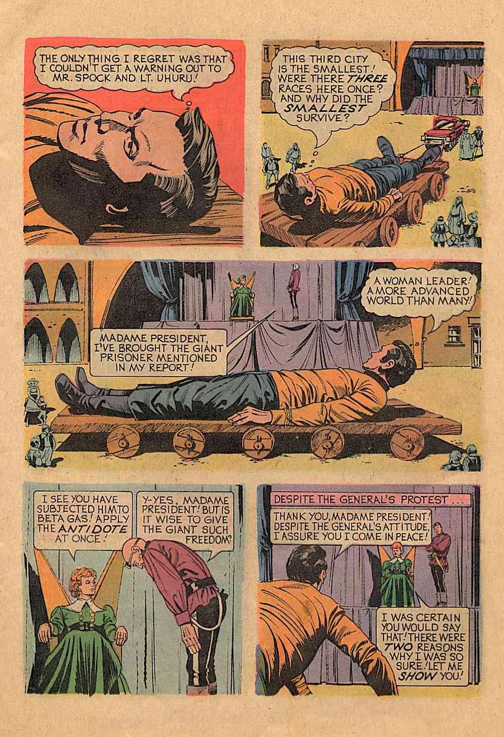Star Trek (1967) Issue #25 #25 - English 9