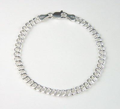 silver bracelet designs for men. and design has changed.