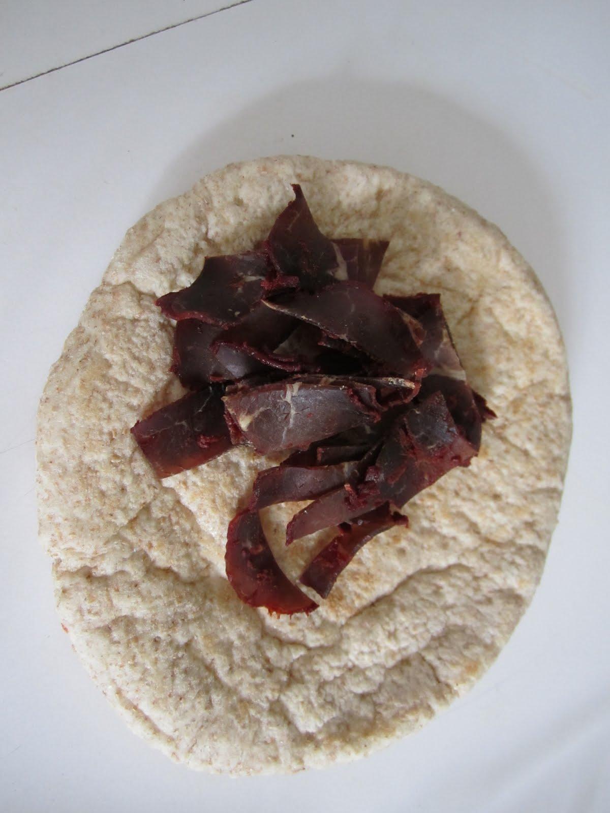 Basturma at home: recipe 16