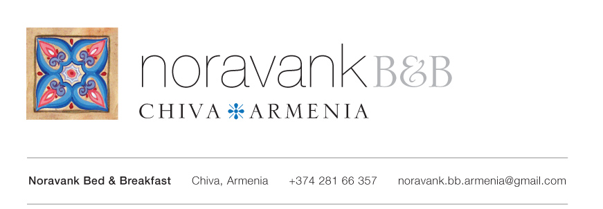 Noravank Bed and Breakfast - Armenia