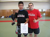 Faixa Preta ! 2009 Salles Free Style (MMA)