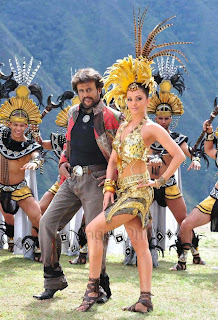 Enthiran the movie stills , wallpapers , aishwarya wallpaper , rajini wallpapers