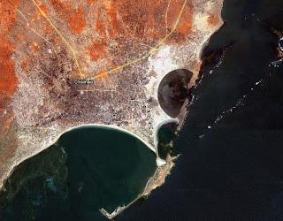 Kismayu en Google Maps