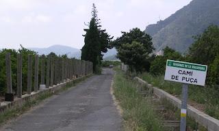 Passos de puça per la Vall.