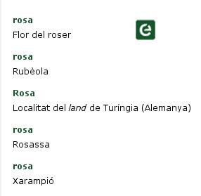 La rosa de demà