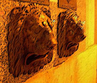 Lleons en Alzira