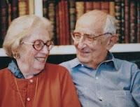 Guita e José Mindlin