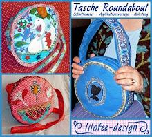 """E-Book Tasche """"Roundabout"""" bei Farbenmix"""