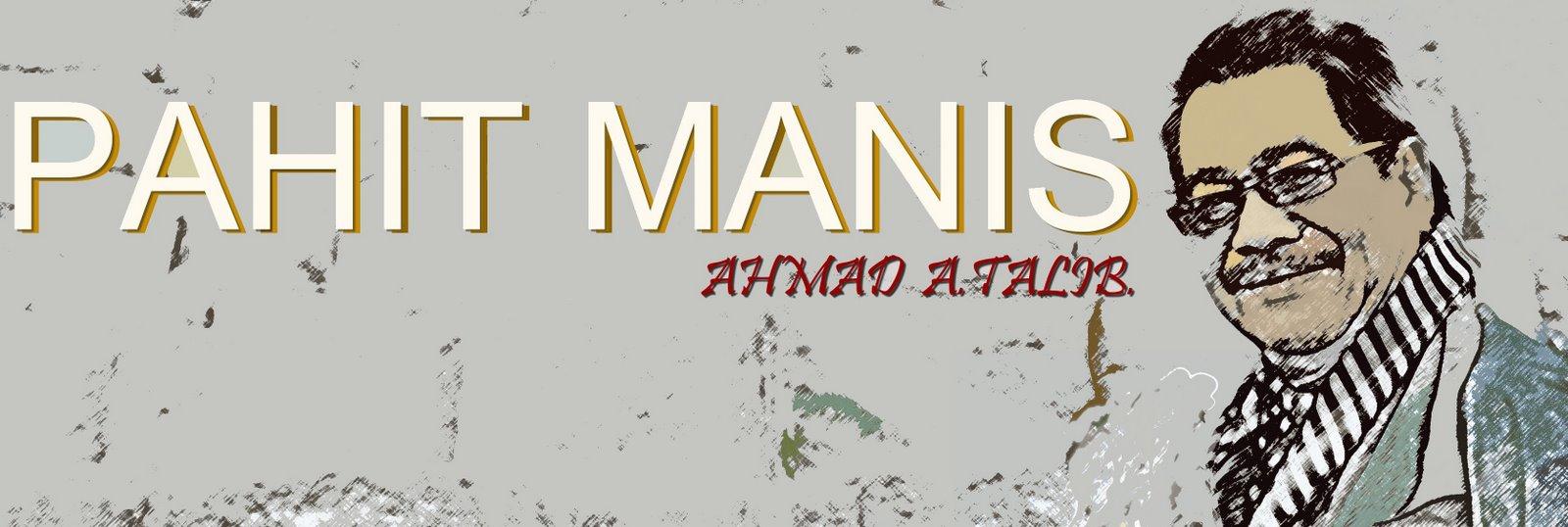 Pahit Manis