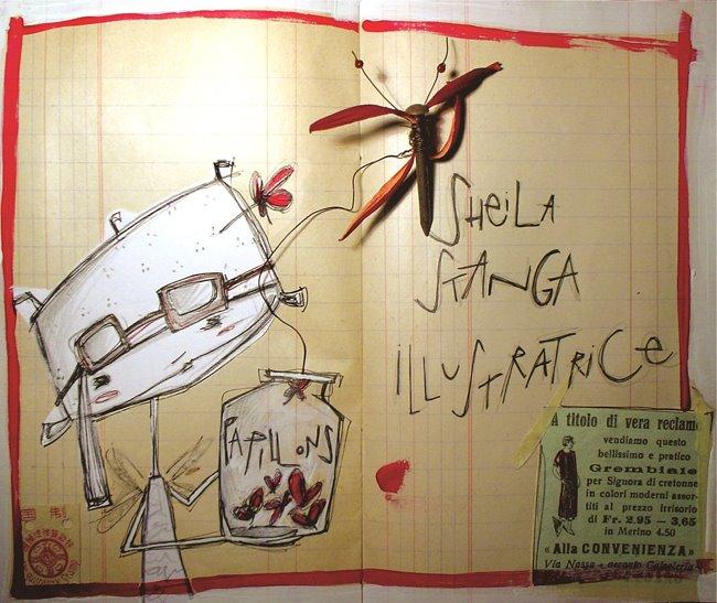 Sheila Stanga - Illustratrice