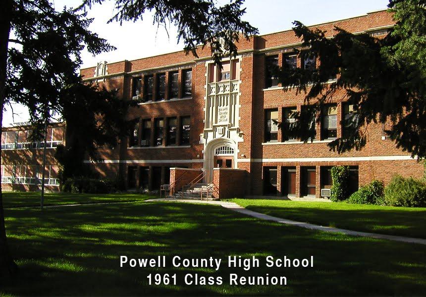 Powell County High Class of 61: Photos