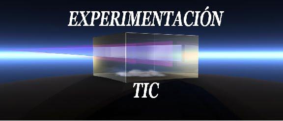 EXPERIMENTACIÓN TIC