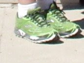 "The ""Green Lantern Shoes"""